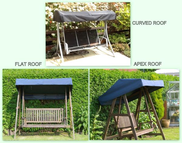 Made To Measure Waterproof Swing Canopy  sc 1 st  Zippy UK & Garden and Pet Products in the UK | Zippy