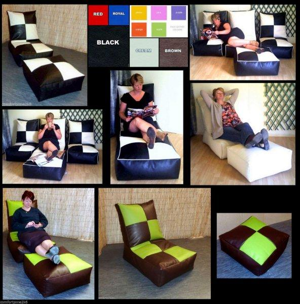 CHECK BEANBAGS