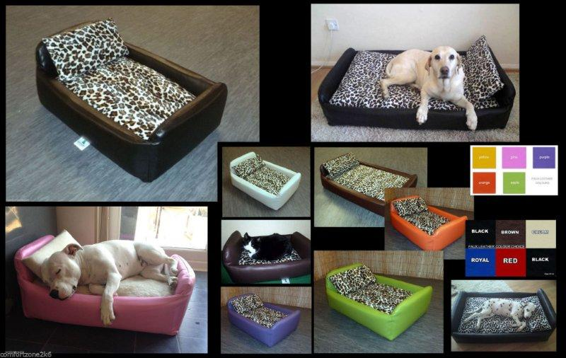 DIVAN DOG BED 2