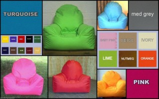 KIDDIES BEANBAG ARMCHAIR