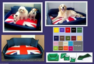 UNION JACK SOFA BEDS