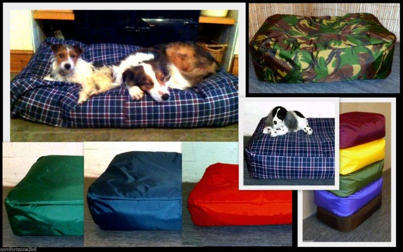 WP BEANBAG DOG BED